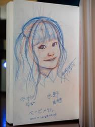 Yui Mizuno fanart