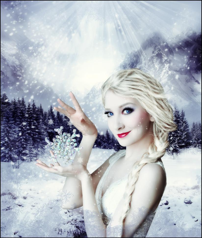 Elsa by shishahariken