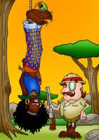 Promotional artwork - Jamala got captured