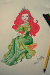Ariel - Finished! by Brithzy
