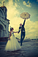 UmbrellaWedding by KoMMyHucT