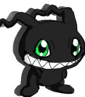 Clomon- Digimon OC by Lady-of-Ratatosk