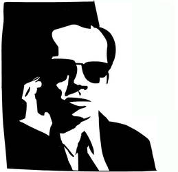 Agent Smith by moose562