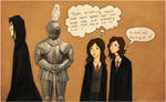 :The Elements: Why Snape?