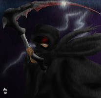 Shinigami by BuckTheRules