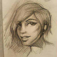 Quick sketch by ordilloart