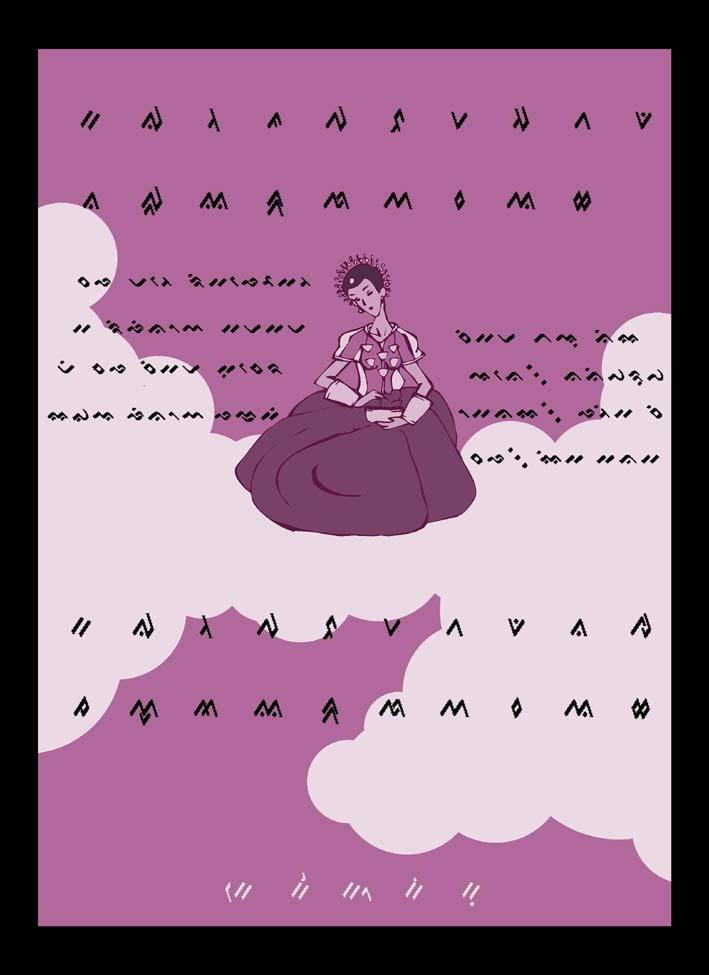 Lontara and Makassar Scripts by refudger