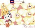Flower of Cambodia