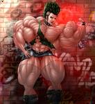 Big Hard Woman (Ninj4St4r Art Trade) by Quadratouring