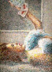 Pointillism by Maccacaro