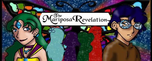 Mariposa Banner by empressaurora