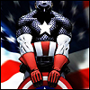 Captain America by SuperFlash1980