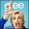 Sue Sylvester Glee Logo by SuperFlash1980