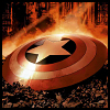 Captain America Shield by SuperFlash1980
