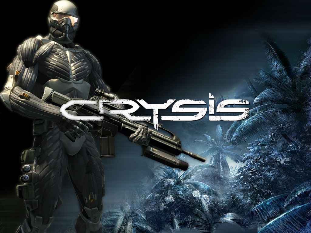 Crysis Wallpaper by SuperFlash1980