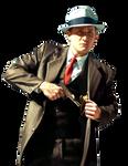 L.A. Noire cutout