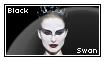 Black Swan stamp by SuperFlash1980