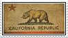 California Republic NV Stamp by SuperFlash1980