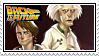 Back to the Future Stamp by SuperFlash1980