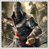 Assassin's Creed Avatar Stamp by SuperFlash1980
