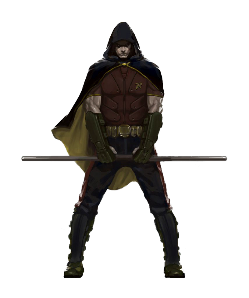 Robin Render by SuperFlash1980