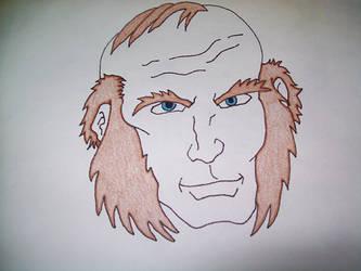 Strange Cartoon Guy