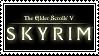 Skyrim Stamp by SuperFlash1980