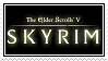 Skyrim Stamp by SuperFlash1980
