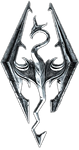 Skyrim Logo by SuperFlash1980