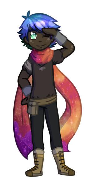 Nebula boy (Edited)