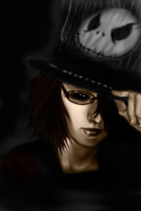 Second Colour Self Portrait Ever by Mokona4532