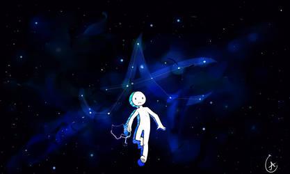 Galaxy Canvas