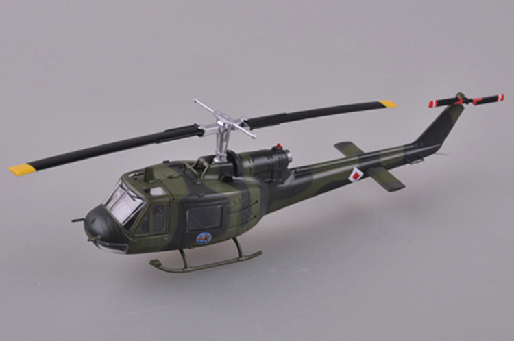 "Easy Model 1//72 US Army UH-1B/""Huey/"" NO.64-13912,Vietnam,During 1967 #36909"