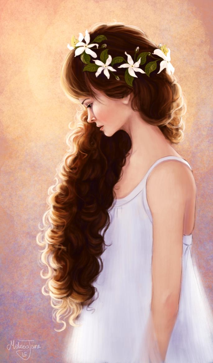 Jasmine by melissyjane