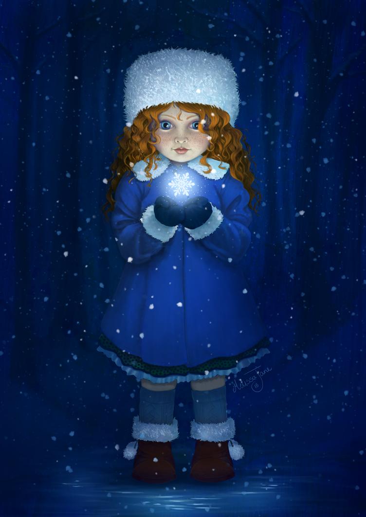 Winter Magic by melissyjane