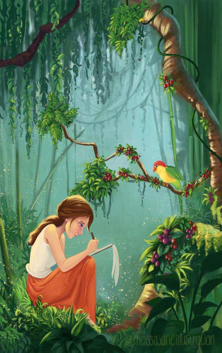 Jane Porter by melissyjane