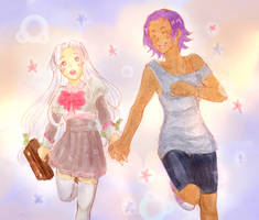 Contest-Lily and Lila