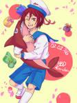 Happy birthday Rin-chan-san!!