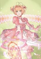 Cardcaptor Sakura by BlakkaStar