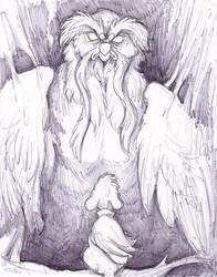 Secret of Nimh by fairy-mothra