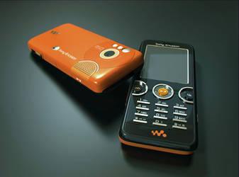 Sony Ericsson w610 by Kotartem