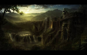 Ancient Mines by Kotartem