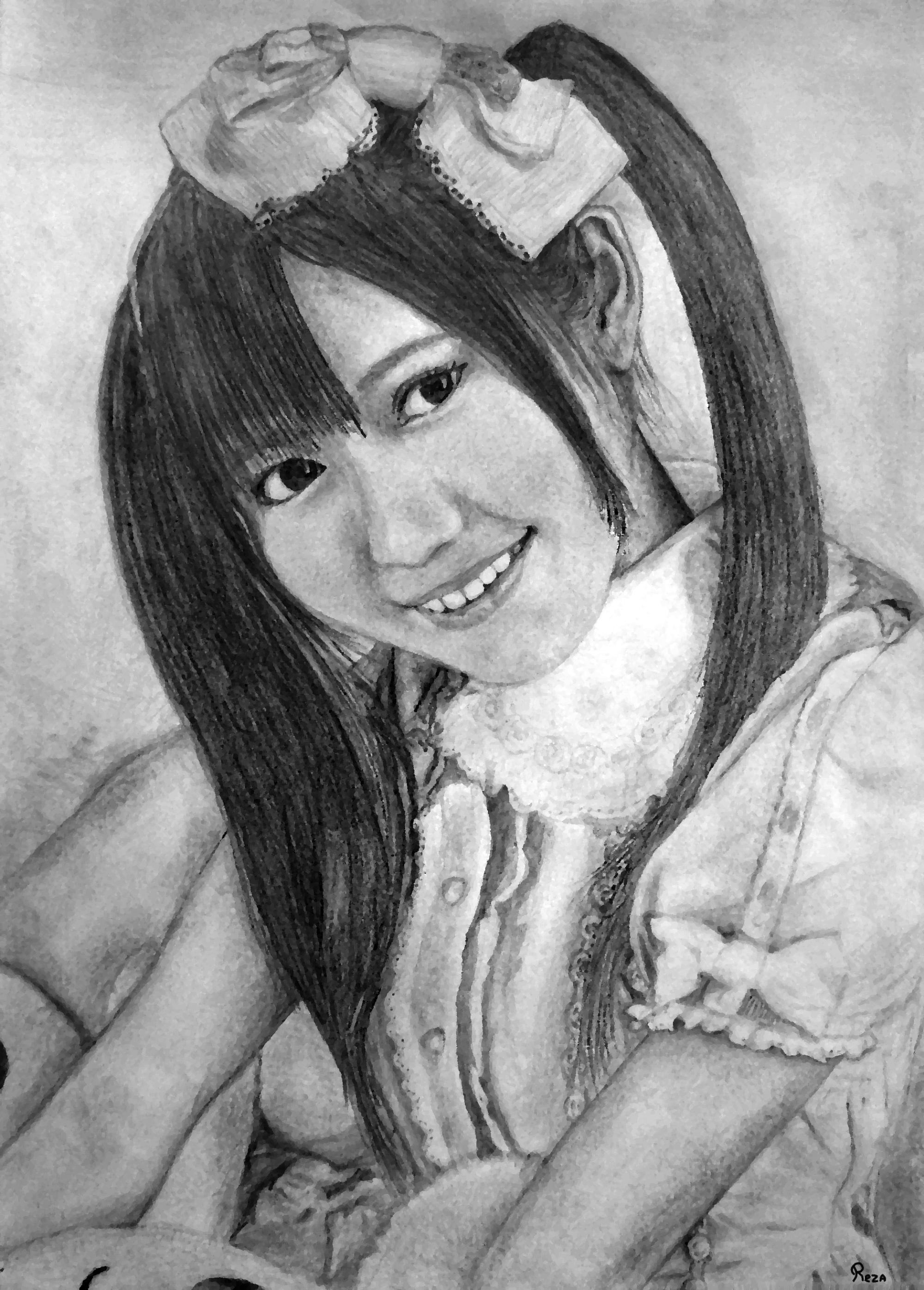 Watanabe Mayu by Rezaforum