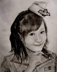Hagiwara Mai by Rezaforum