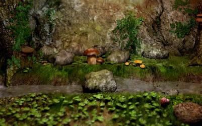 Mushrooms by Rezaforum
