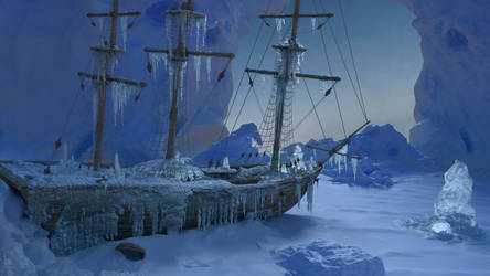 Ship Ice by Rezaforum