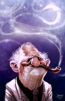 Grandpa-the star maker by hamex