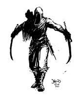Arab Warrior Cocept1 by hamex