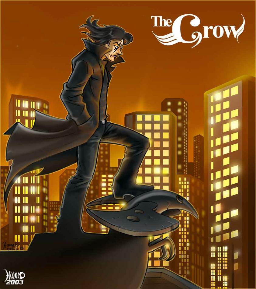 the Crow by hamex