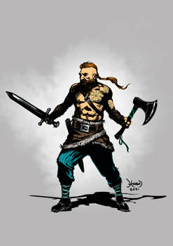 Viking Warrior 2021